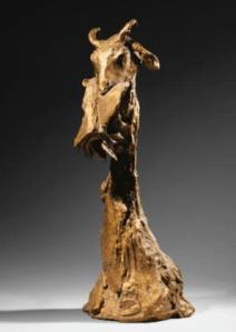 Sculpture Miquel Barcelo