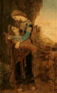 Peinture Gustave Moreau