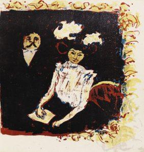Pierre Bonnard estampe