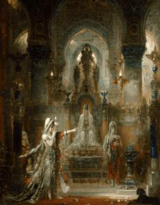 Estampe Gustave Moreau