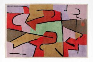 tapisserie Paul Klee