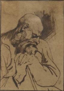 Dessin Antoine Van Dyck
