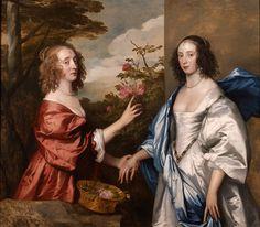 Peinture Antoine Van Dyck