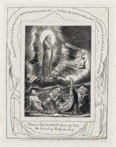 lithographie William Blake