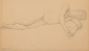 Dessin Adolphe Bouguereau