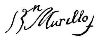 Expertise signature Bartolomé Murillo