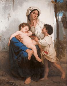 Peinture William-Adolphe Bouguereau