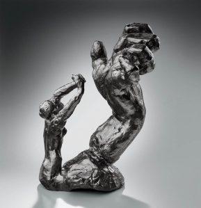sculpture rodin