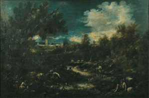 Peinture Le Pérugin