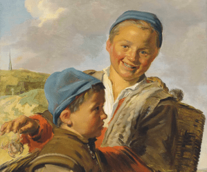 Peinture Frans I Hals
