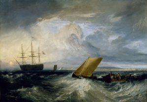 Peinture William Turner