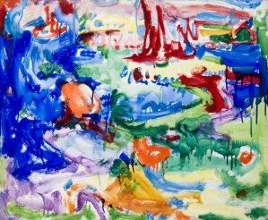Peinture Hans Hofmann
