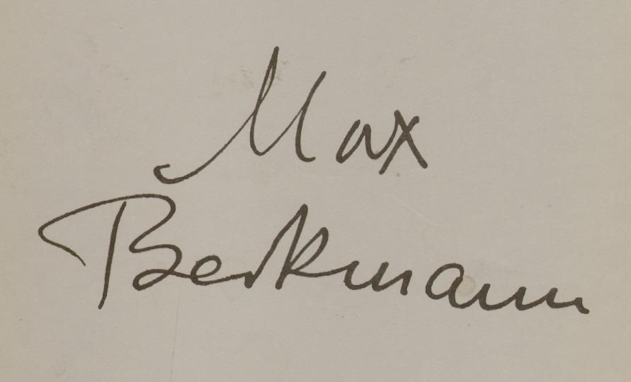 Expertise signature beckmann