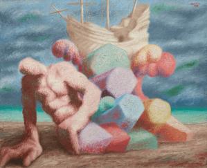 Peinture Alberto Savinio