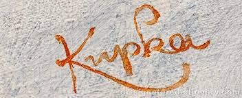 Expertise signature kupka