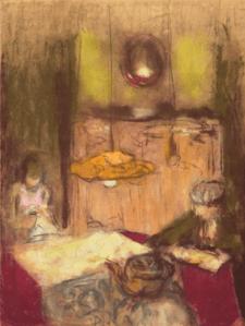 Dessin Edouard Vuillard