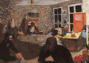 Peinture Edouard Vuillard