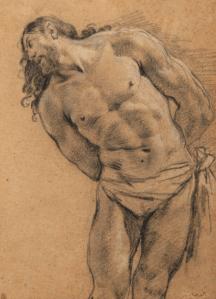 Dessin Simon Vouet