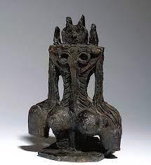 sculpture Wilfredo Lam