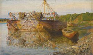 Peinture Vasili Dimitrevich Polenov