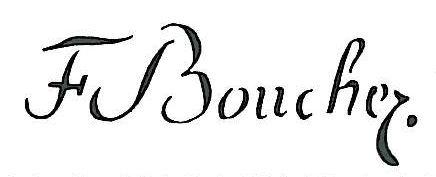 expertise signature boucher