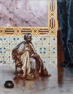 Rudolf ERNST peinture