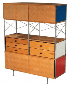 Mobilier Charles & Ray Eames