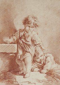 François Boucher dessin