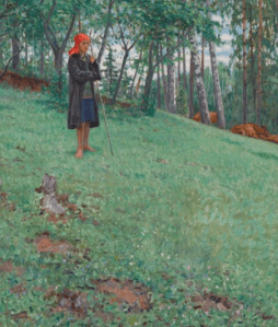 Peinture Bogdanov-Belsky