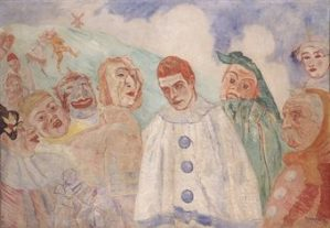 Peinture James Ensor