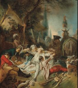 Peinture François Boucher