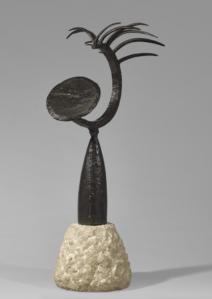 Sculpture Julio Gonzalez