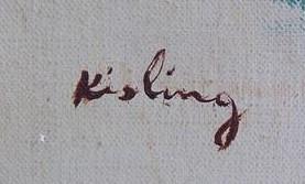 expertise signature kisling