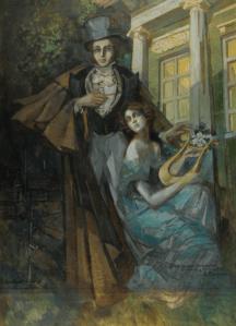 Peinture Konstantin Korovine