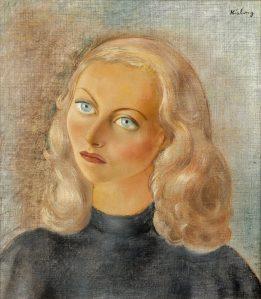 Portrait Moise Kisling