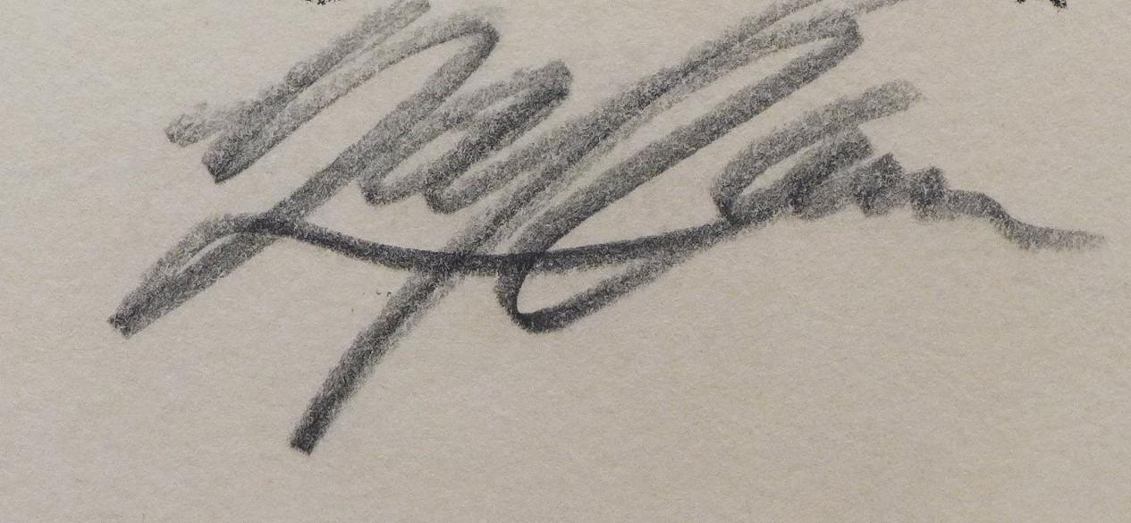 expertise signature sam szafran