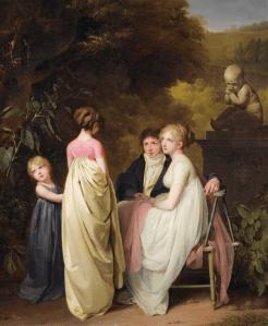 Peinture Louis Léopold Boilly