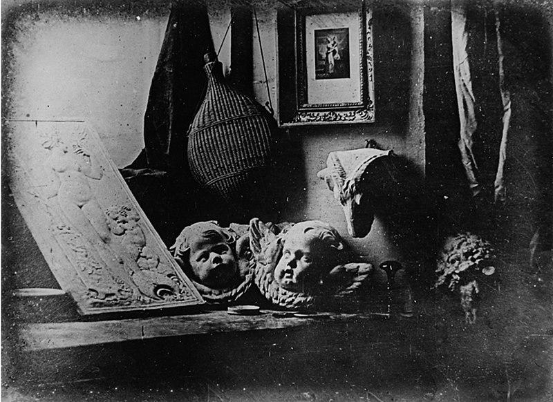 Daguerréotype, Atelier de Daguerre
