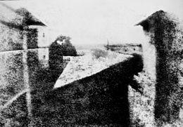 Point de vue du Gras, Joseph Niépce