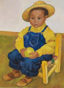 Peinture Diego Rivera