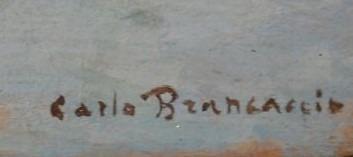 Expertise signature Brancaccio