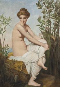 Peinture Eugène Emmanuel Amaury-Duval