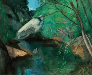 Peinture Charles Camoin