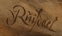 expertise signature Van Ruysdeal
