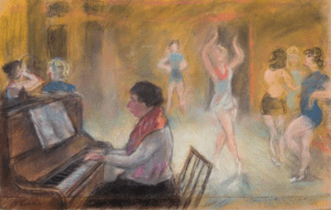 Dessin Charles Camoin