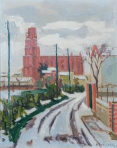 Peinture Jules Cavaillès