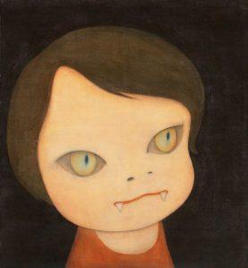 Peinture Yoshitomo Nara