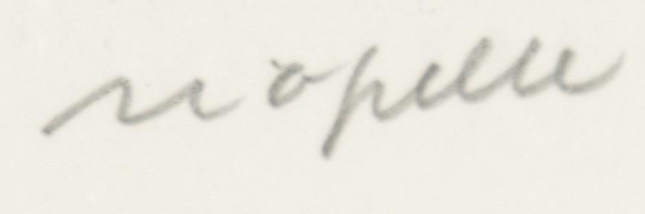 expertise signature riopelle