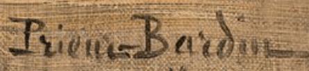 expertise signature Prieur-Bardin