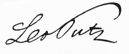 expertise signature Leo Putz